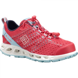 Columbia Youth Drainmaker Iii Shoes - Tango Pink / Sky Blue