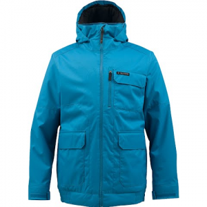 Burton Mens Twc Prizefighter Jacket - Meltwater