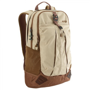 Burton Markee Backpack - Putty Coffee Canvas