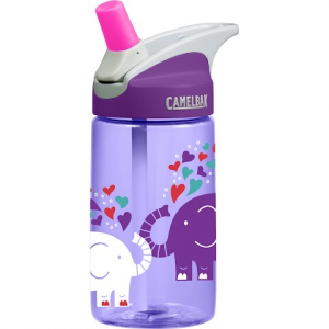 Camelbak Youth Eddy Insulated . 4l Water Bottle - Elephant Love