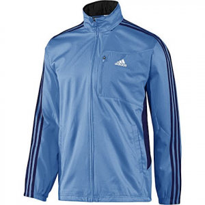 Adidas Men ' S Drive 2 Jacket - Light Blue