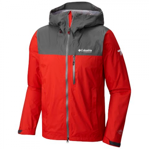 Columbia Men ' S Evapouration Titanium Series Premium Jacket - Super Sonic