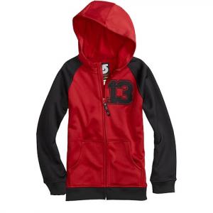 Burton Youth Boys Bonded Hoodie - Burn