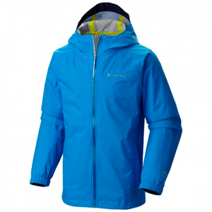 Columbia Youth Evapouration Jacket - Hyper Blue