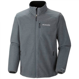 Columbia Men ' S Wind Protection Novelty Jacket - Graphite