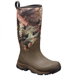Columbia Men ' S Bugaboot Neo Tall Camo Omni - Heat Boots - Mossy Oak Break - Up Country / Black