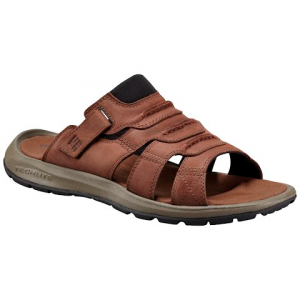 Columbia Men ' S Corniglia Ii Sandals - Tobacco