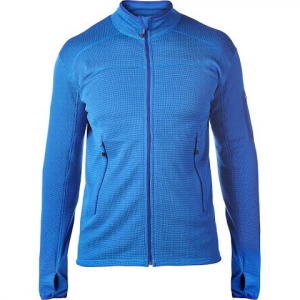 Berghaus Men ' S Pravitale Full Zip Jacket - Blue Lemonade