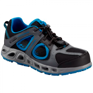 Columbia Youth Supervent Multi - Sport Shoe - Black / Hyper Blue