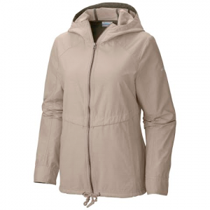 Columbia Women ' S Arch Cape Iii Jacket - Fossil C