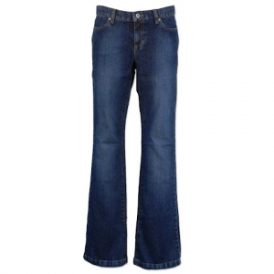 Columbia Women ' S Blues Lean Jean - Indigo