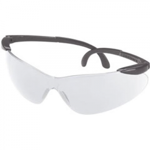Champion Open Frame Ballistic Shooting Glasses ( Grey / Clear )