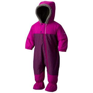 Columbia Youth Infant Cute Factor Insulated Bunting Suit - Iris Glow