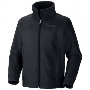 Columbia Boy ' S Youth Steens Mt Ii Fleece Jacket - Peninsula / Collegiate Navy