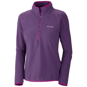 Columbia Women ' S Summit Rush 1 / 2 Zip - Quill
