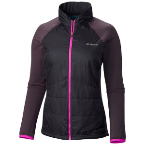 Columbia Women ' S Mach 38 Hybrid Jacket - Black