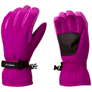 Columbia Youth Core Gloves - Bright Plum