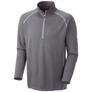 Columbia Men ' S Royce Peak 1 / 2 Zip Shirt - 675rocket