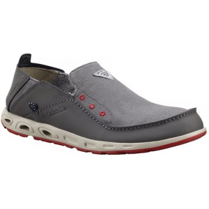Columbia Men ' S Bahama Vent Pfg Shoes - City Grey / Gypsy