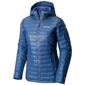 Columbia Women ' S Outdry Ex Gold Down Jacket - Bluebell