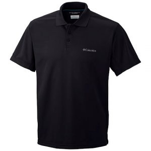 Columbia Men ' S New Utilizer Polo - Black