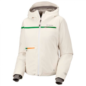Columbia Roffe Ski Jacket - Sea Salt