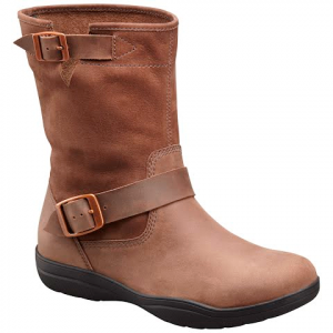 Columbia Women ' S Elsa Boot - Tobacco / Black