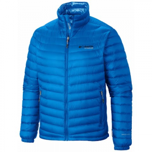 Columbia Men ' S Cliff Haven Jacket - Hyper Blue