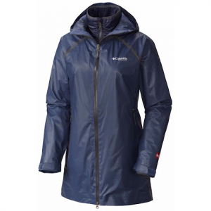Columbia Women ' S Outdry Ex Gold Interchange Trench - Bluebell