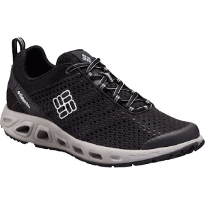 Columbia Men ' S Drainmaker Iii Multi - Sport Shoe - Black / Columbia Grey