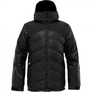 Burton Mens Puffaluffagus Jacket - True Black