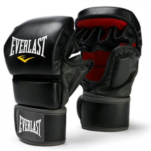 Everlast Advanced Mma Striking Training Gloves - Black