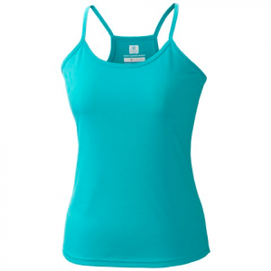 Columbia Women ' S Zero Rules Cami Top - Geyser