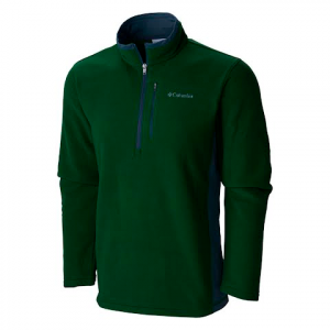 Columbia Men ' S Lost Peak Fleece 1 / 2 Zip - Woodland