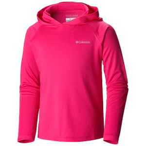 Columbia Youth Pfg Terminal Tackle Hoodie - Haute Pink