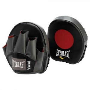 Everlast Mma Focus Mitts - Black