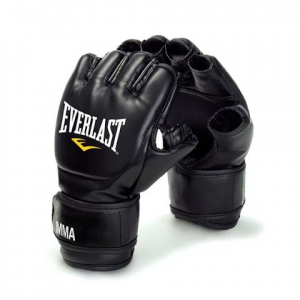Everlast Mma Grappling Gloves - Black
