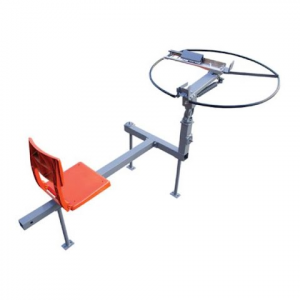 Champion Matchbird 3 / 4 Cock Trap With Seat