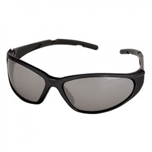Champion Closed Frame Ballistic Shooting Glasses - Black / Grey