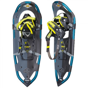 Atlas Snowshoes Men ' S Montane Snowshoe - Dark Green / Citron