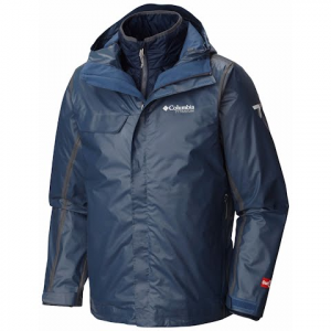 Columbia Men ' S Outdry Ex Gold Interchange Jacket - Night Tide