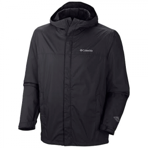 Columbia Men ' S Watertight Ii Jacket - Black