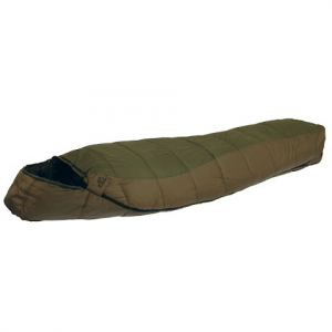 Alps Mountaineering Desert Ridge 20 Degree Sleeping Bag ( Long ) - Olive / Brown