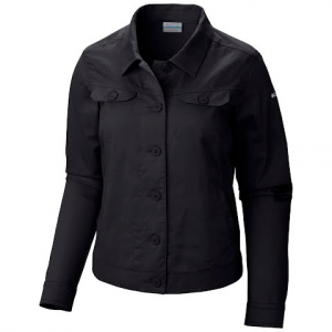 Columbia Women ' S Kenzie Cove Jacket - Black