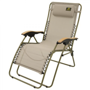 Alps Mountaineering Lay - Z Lounger Chair - Tan