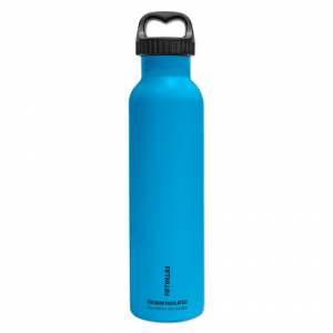 Fifty / Fifty 25 Oz Double - Wall Vacuum - Insulated Water Bottle - Crater Blue