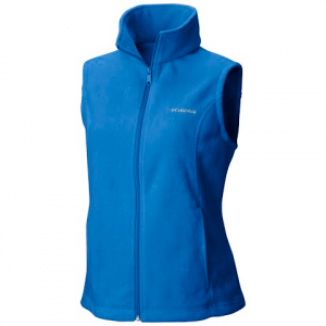 Columbia Women ' S Benton Springs Vest - Stormy Blue