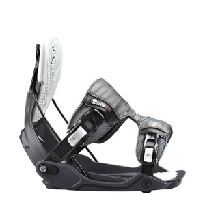 Flow Men ' S Five Snowboard Binding - Slate
