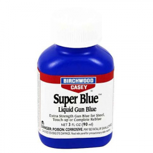 Birchwood Casey Super Blue Liquid Gun Blue , 3 Oz Bottle