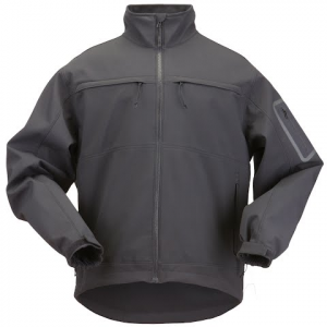 5 . 11 Tactical Chamelon Softshell Jacket - Black